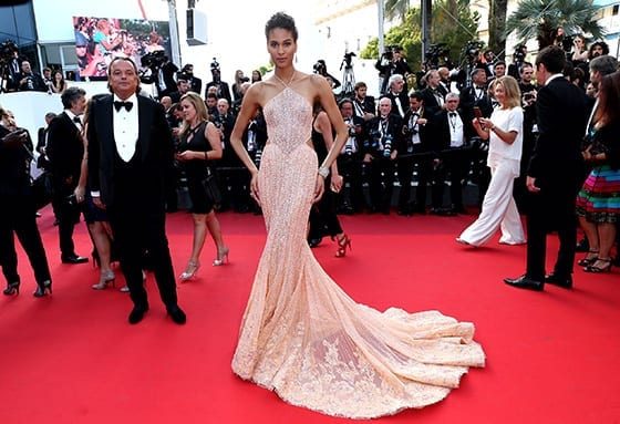 Cannes_2017_Cindy_Bruna_en Georges_Hobeika_©_Gisela_Schober_Getty_Images