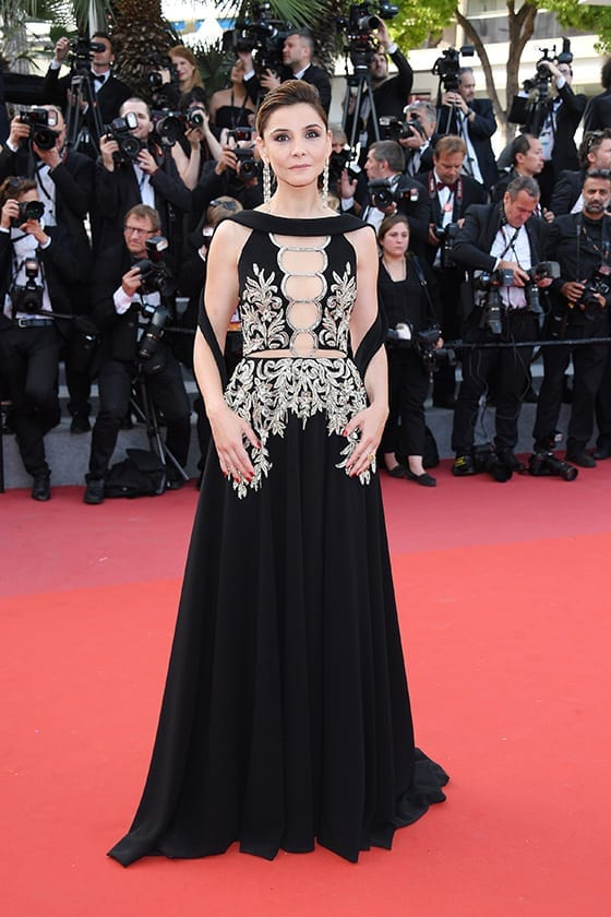 Cannes_2017_Clotilde_Courau_en_Georges_Hobeika_©_Venturelli_WireImage