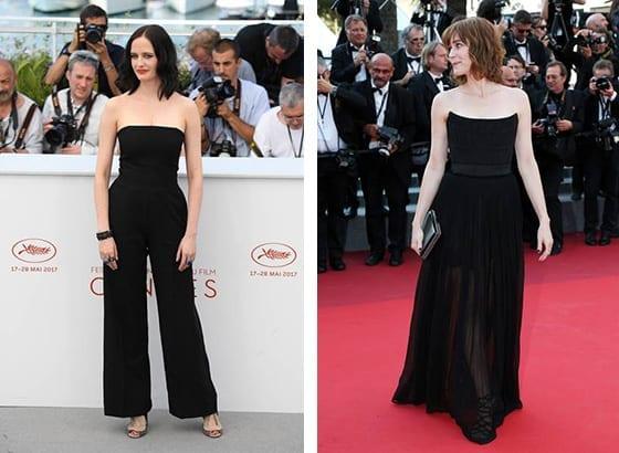 Cannes_2017_Eva_Green_et_Marie_Josee_Croze_en_Stella_McCartney