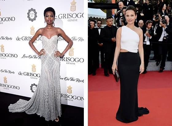 Cannes_2017_Maria_Borges_en _Georges_Hobeika_et_Virginie_Ledoyen_en Stella_McCartney