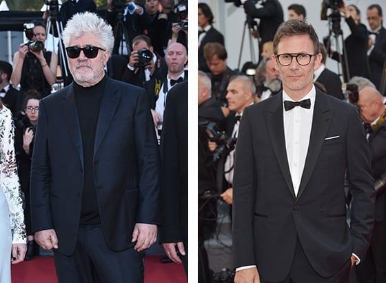 Cannes_2017_Pedro_Almodovar_by_SGP_en_Giorgio_Armani_et_Michel_Hazanavicius_en_Lanvin
