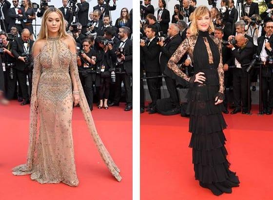 Cannes_2017_Rita_Ora_et_Celine_Sallette_en_Elie_Saab