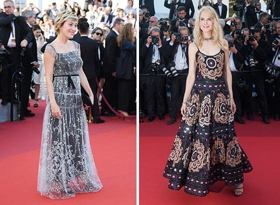 Cannes_2017_Valeria_Bruni_Tedeschi_By_Venturelli_et_Nicole_Kidman_By_Samir_Hussein_en_Giorgio_Armani_Prive