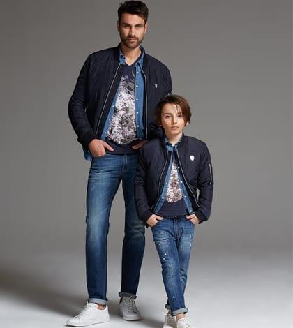 044849b20c655 Quand la mode enfantine s inspire de celle des adultes - Fashion Spider