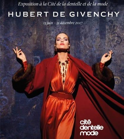 Hubert À De Givenchy Dentelle Et Mode La Cité Fashion 5L4RjAq3