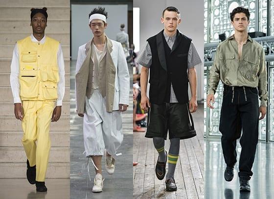 Les tendances homme Printemps-été 2018 - Fashion Spider 5d606e120b9