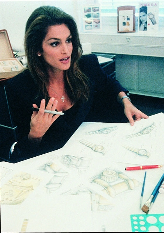 Cindy_Crawford_in_Omega_workshops_in_Bienne_1996