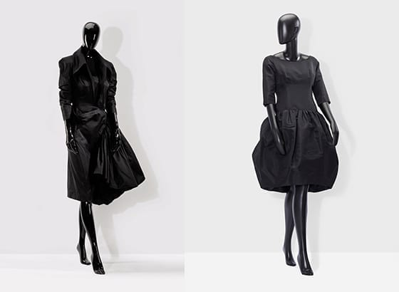 Vente_Didier_Ludot_2017_Christian_Dior_1950_Christian_Dior_par_Yves_Saint_laurent_1960