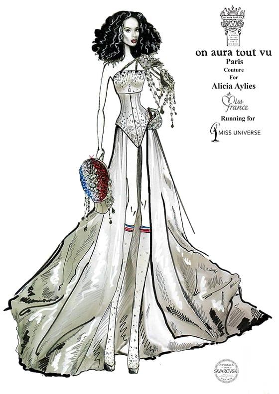Alicia_Aylies _wearing_on_aura_tout_vu_Miss_Univers