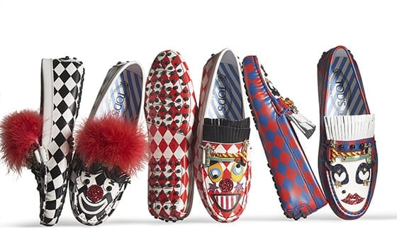 tods_circus_collection_Anna_Dello_Rosso_Mocassins_AH_2017-18