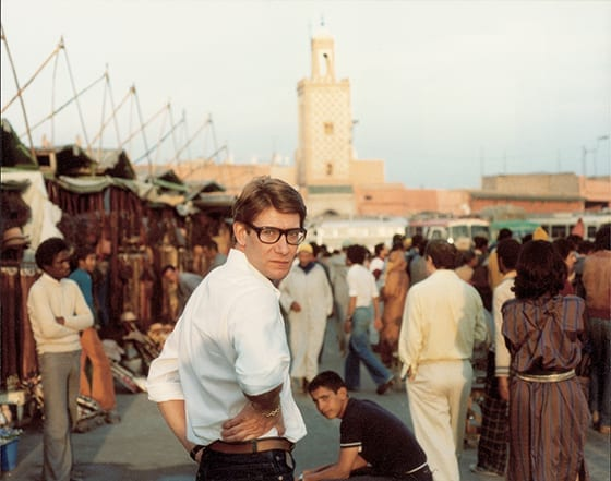 Yves_Saint_Laurent_Place_Djemaa_El_Fna_©_Reginald_Gray