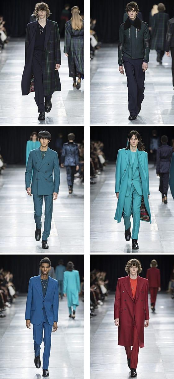 2f68c2c21977 –Dunhill London pour son retour sur les podiums parisiens avec la seconde  collection de Mark Weston, a proposé un sublime défilé dévoilant une  garde-robe ...