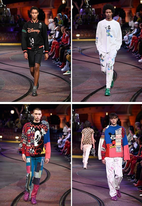 Show_Mickey_90th_anniversary_with_fashion_show_at_Disneyland_featuring_a_Mickey_inspired_collection_by_Opening_Ceremony_Photo_by_Neilson_Barnard_Getty_Images_for_Disney_Homme_SS_2018