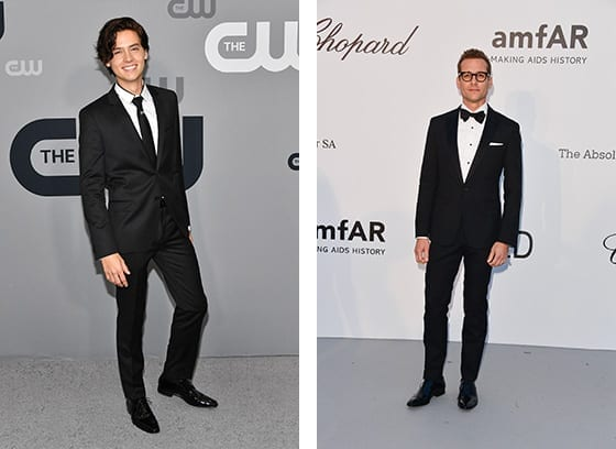 Cannes_2018_Cole_Sprouse_et_Gabriel_Macht_en_Boss