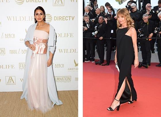 Cannes_2018_Huma_Qureshi_et_Axelle_Laffont_en_Paule_Ka