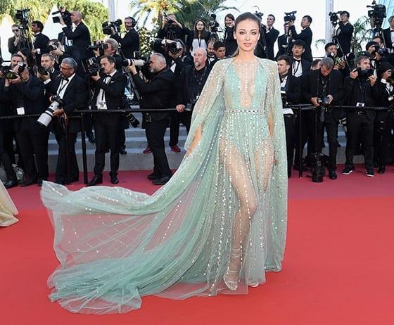 Cannes_2018_Lara_Lieto_en_Georges_Hobeika