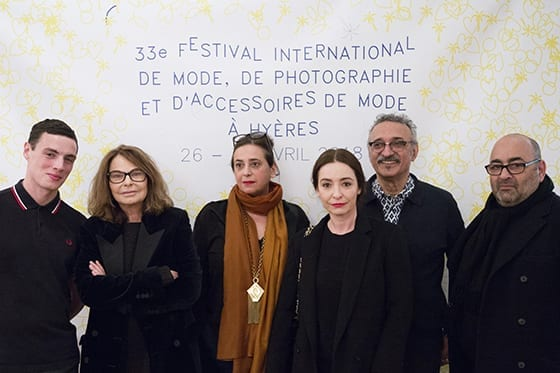 Festival_Hyeres_2018_Jury_Photo_Bettina_Rheims