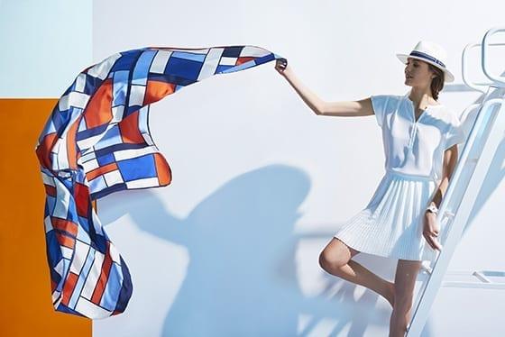 Roland_Garros_Accessoires_Robe_LIGNE_HERITAGE_SS_2018