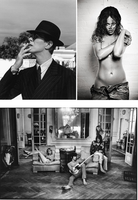 David-Bowie_par_Michel_Hadi_Rihanna_par_Ellen-V-Unwerth_Mick-Jagger_par_Dominique-Tarle_expo_Iconite