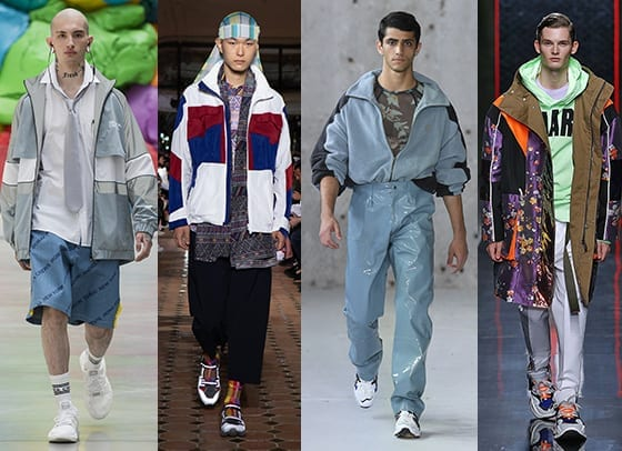 Andrea,Crews_White_mountaineering_GMBH_DSQUARED2_PaP_homme_SS_2019