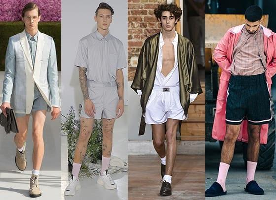 Printemps Fashion 2019 Tendances Spider Homme été Mode Bcaes