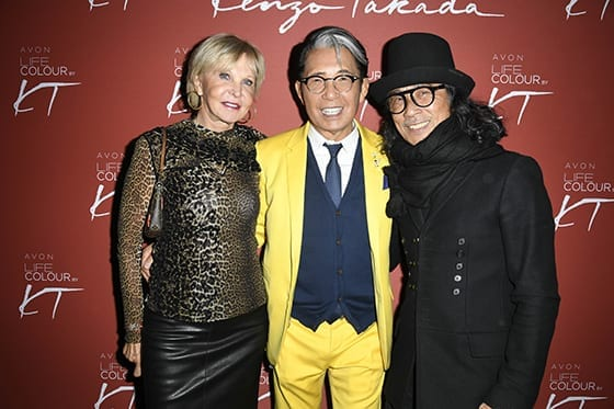 Soiree_Avon_Life_colour_Marie-Christiane_Marek_Kenzo-Takada_et_Massato_©_Dominique Maitre