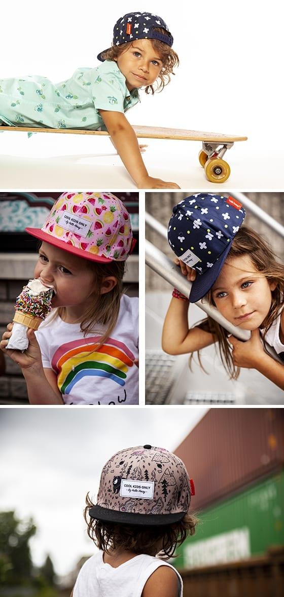 Hello-Hossy_Casquettes_Enfants