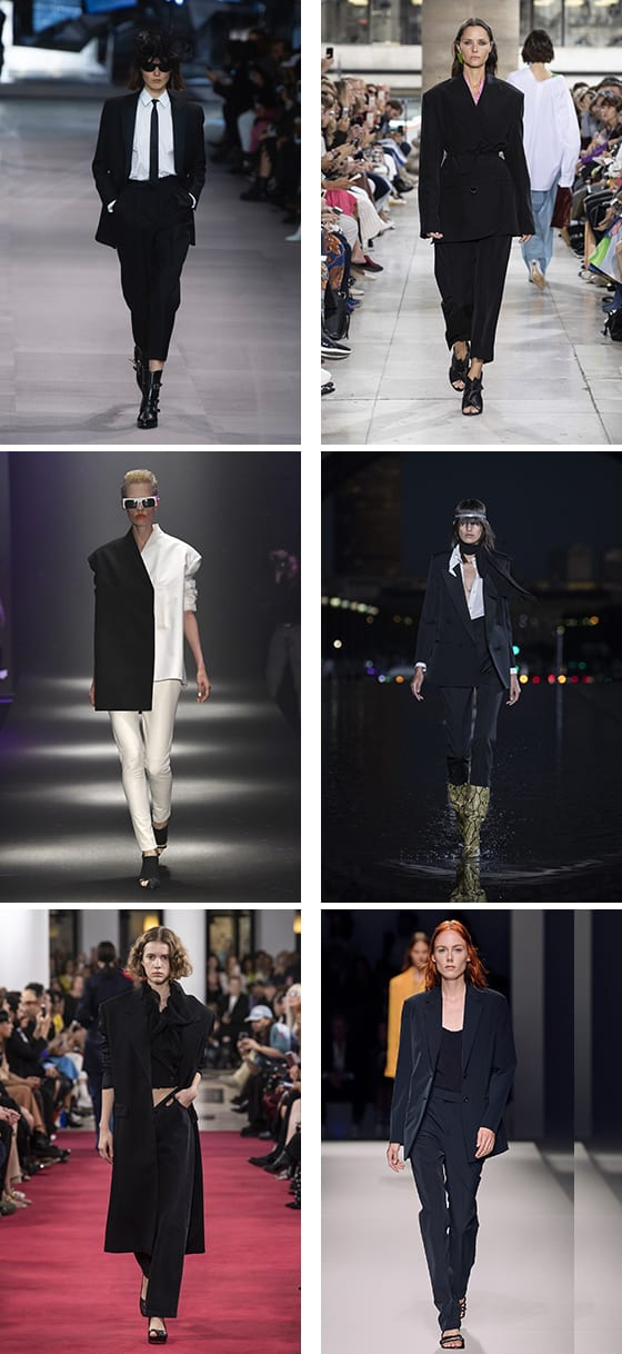 Celine_Christian-Wijnants_Guy-Laroche_Saint-Laurent_Y-Project_Boss_SS_2019