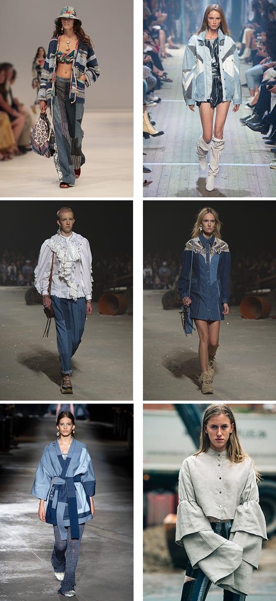 Les tendances de la mode féminine pour le printemps-été 2019 ... 1d7fc154695