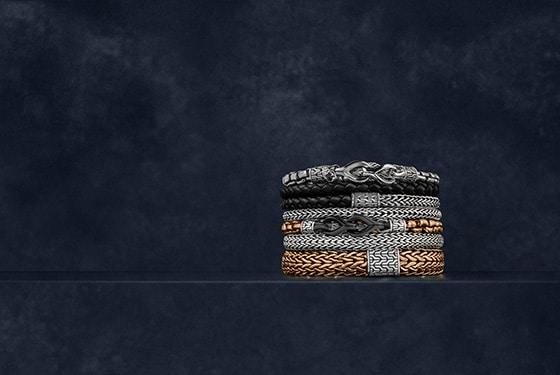 John-Hardy_bracelets_maille_or-et_argent