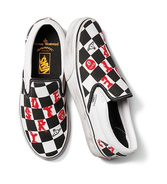 Vivienne-Westwood_x_Vans_Slip-On-Checkerboard