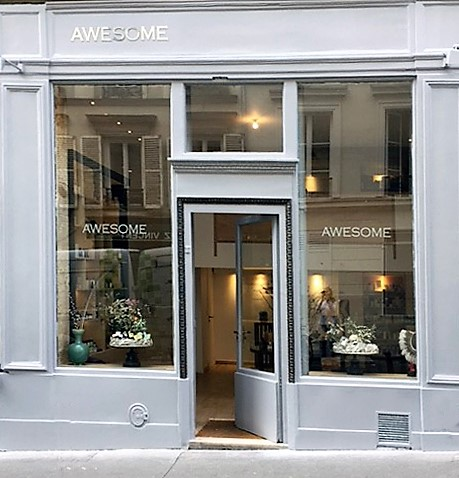 AWESOME Boutique new front store