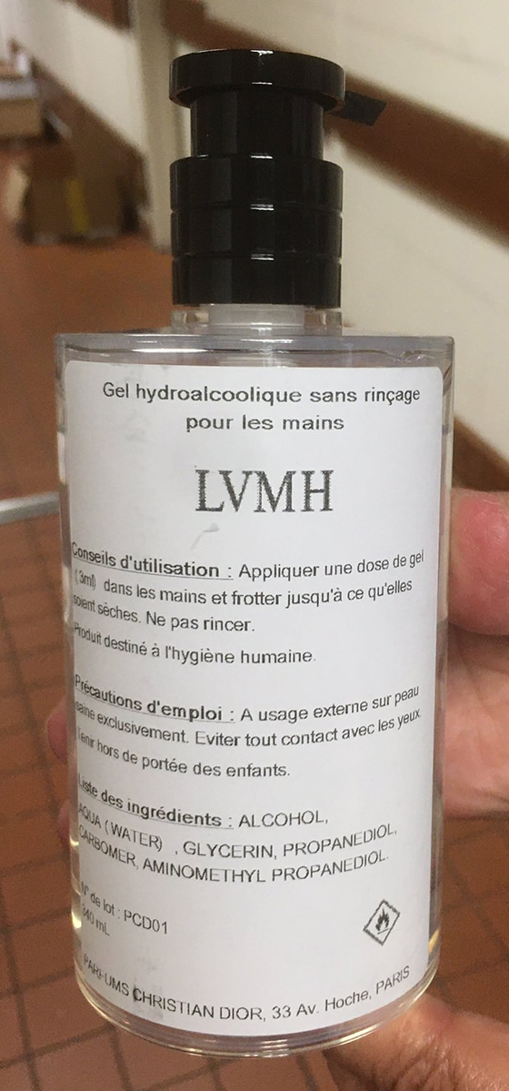 LVMH_Gel-Hydroalcoolique