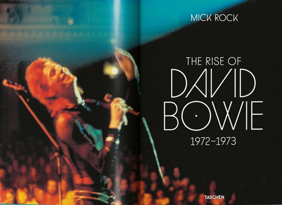 Mick-Rock_The-Rise-of-David-Bowie_Editions_Taschen_1