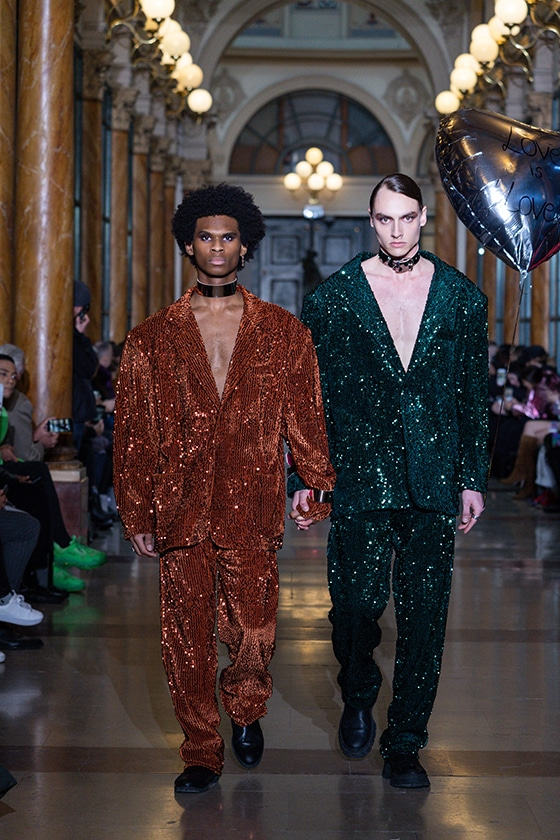SEYIT ARES PFW Fall Winter 2020