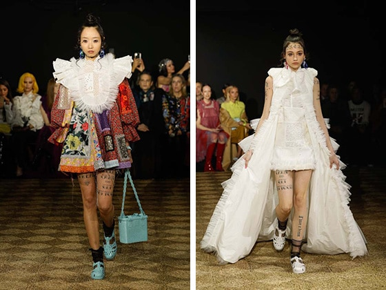 Viktor&Rolf_x_Melissa_defile_Haute_Couture_PE_2020