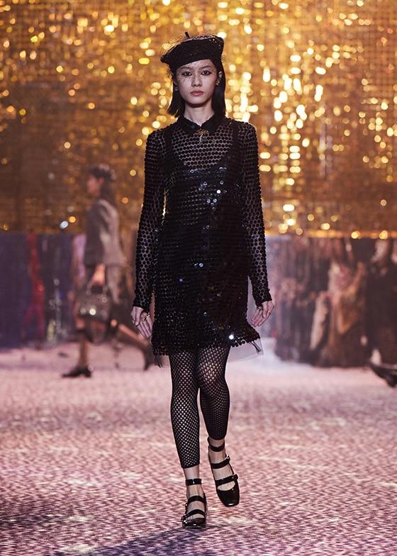 DIOR_Look-30_FALL 21_Fashion_Week_Shanghai_courtsey_Dior