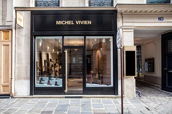 Michel_Vivien_ boutique_St_Honore_Paris