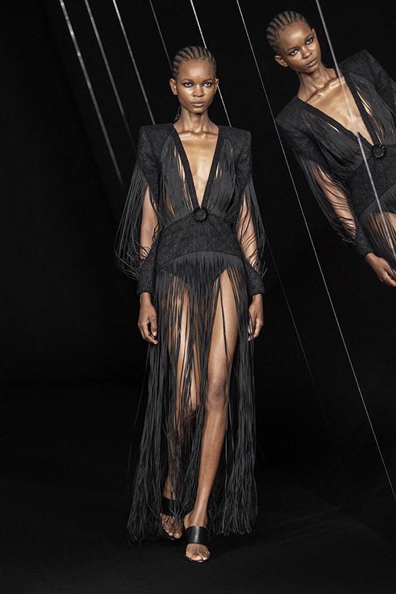 Haute Couture, Fall Winter 2021-22, fashion week, Paris, FRA, Azzaro Couture