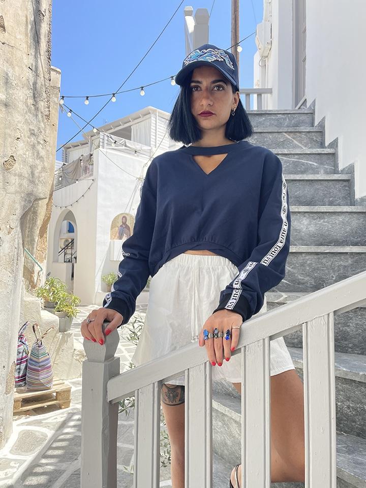 on_aura_tout_vu_summer_womens_collection_in_on_aura_tout_vu_paris_paros_naoussa_store_Sportswear_Collection
