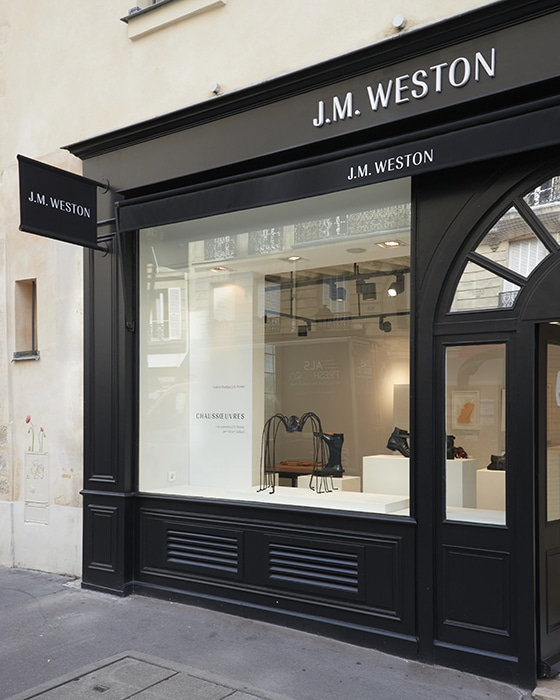 Weston_Chaussoeuvres_Boutique-rue-des_archives_paris